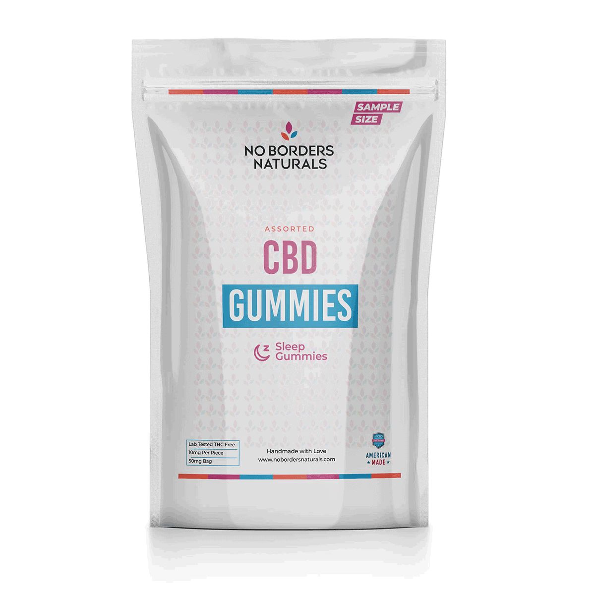 No Borders Naturals 20% Off CBD Gummies Coupon