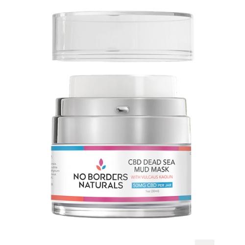 CBD Mud Mask