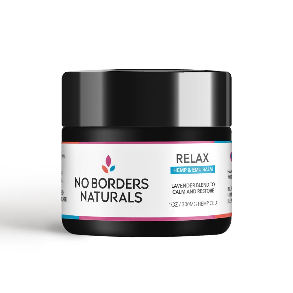No Borders Naturals 20% Off CBD Cream Coupon