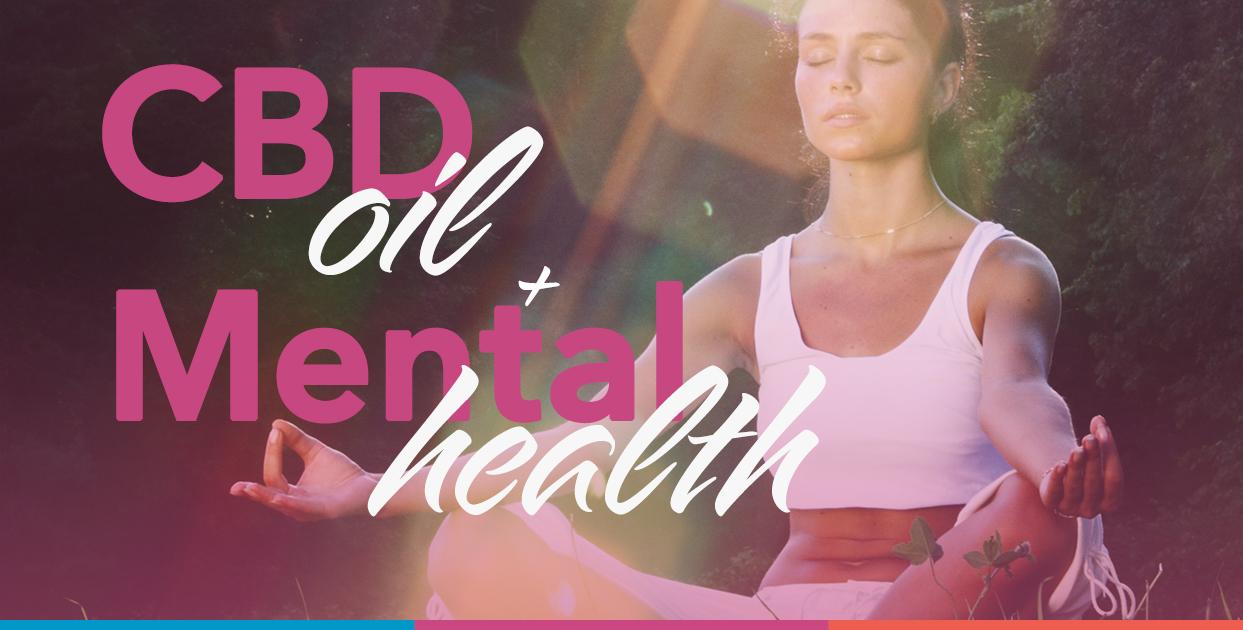 CBD oil and mental health