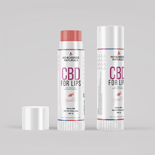 CBD for Lips - CBD Lip Balm
